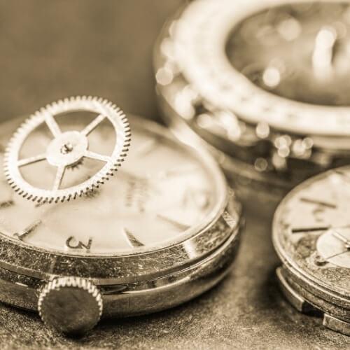 Naprawa zegarka mechanicznego